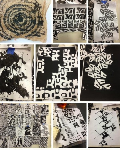Gallery Technology in Studio Art