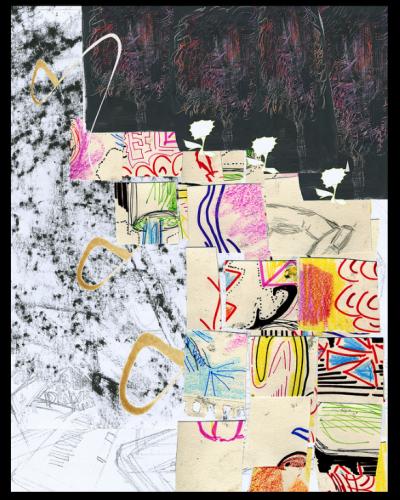 Digital Collage and Digital Based Media